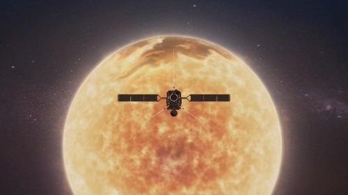 NASA And ESA's Solar Orbiter: The First Spacecraft To Image The Solar Poles - Science