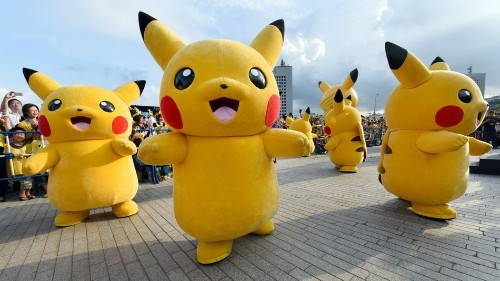 'Pokémon Go' is already the biggest U.S. mobile game ever — and it's coming for Snapchat