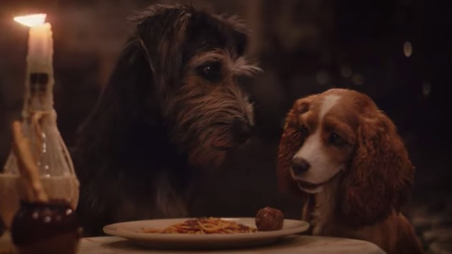 New live-action 'Lady And The Tramp' trailer features canine flirting and Janelle Monáe