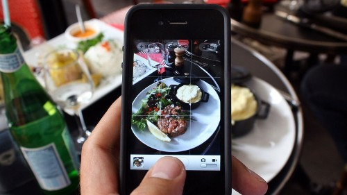 Instagram Your Food for Charity With This App