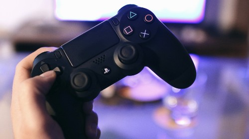 Sony could be releasing an accessory for the DualShock 5 that can detect your heart rate and sweat