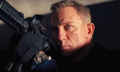 'No Time To Die' Trailer: Daniel Craig's Crazy Antics Have The Internet Shaken, Like His Martinis - Entertainment