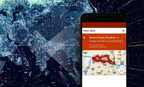 How Google Is Using AI To Predict Floods In India