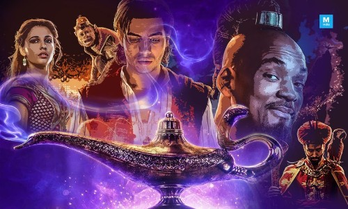 'Aladdin' Review: Will Smith's Surprising Genie-us Act Powers This Enjoyable Magic Carpet Ride