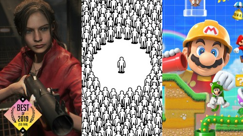 10 best video games of the first half of 2019