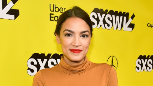 Hillary Clinton replied to AOC's take down of Jared Kushner and we all need a minute