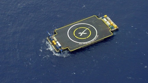 SpaceX will try once again to land a rocket on a drone ship