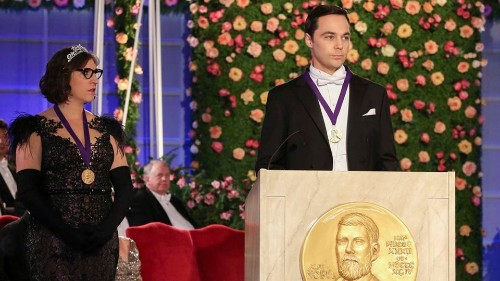 The Nobel Prize In Physics Announcement Had a Major 'Big Bang Theory' Finale Reference! - Culture