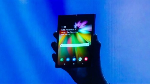 These leaked images might have just revealed Samsung's 'Galaxy Fold' foldable phone