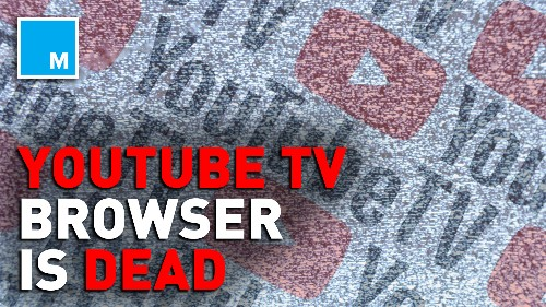 YouTube TV-friendly interface to soon be removed