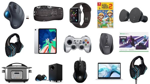 Logitech gaming mouse, keyboards, headphones sale, plus MacBook Air, Super Mario Maker 2, and more deals for June 20