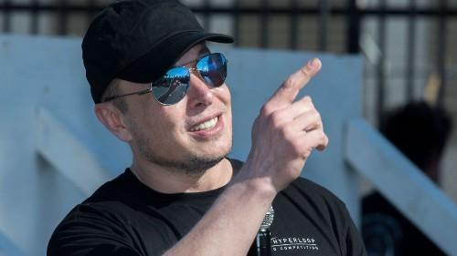 Looks like Elon Musk just tweeted using the Starlink internet