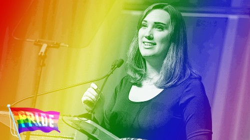 Sarah McBride and the 'fierce urgency of now' in LGBTQ advocacy