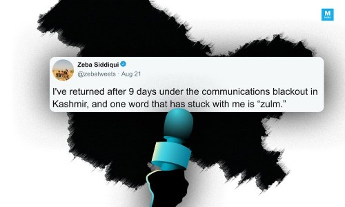 Journalist Describes Life In Kashmir During Communications Blackout After Article 370 Was Abrogated