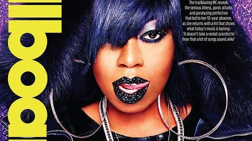 Missy Elliott's Yorkies always hear her new music first
