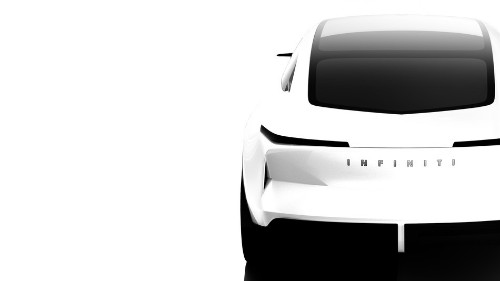 Infiniti teases its next electric concept car