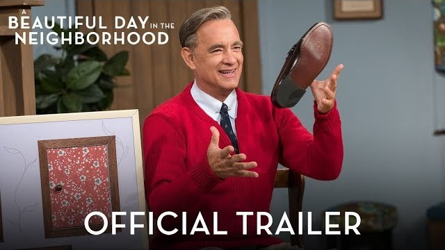 Tom Hanks will make you cry as Mister Rogers in perfect 'A Beautiful Day in the Neighborhood' trailer