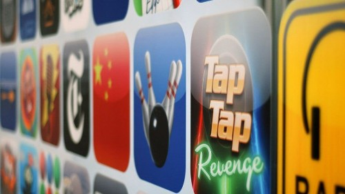 Apple's App Store sales jumped 50% in 2014, likely hitting $15 billion