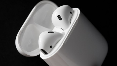 Apple announces new AirPods with longer talk time, hands-free Siri, and wireless charging case