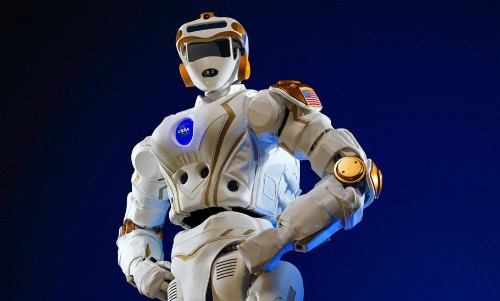 NASA Is Counting On Its Valkyrie Robot to Build A Mars Base