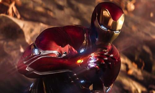 Robert Downey Jr. Shares BTS Pics Of His Epic 'Avengers: Endgame' Last Scene