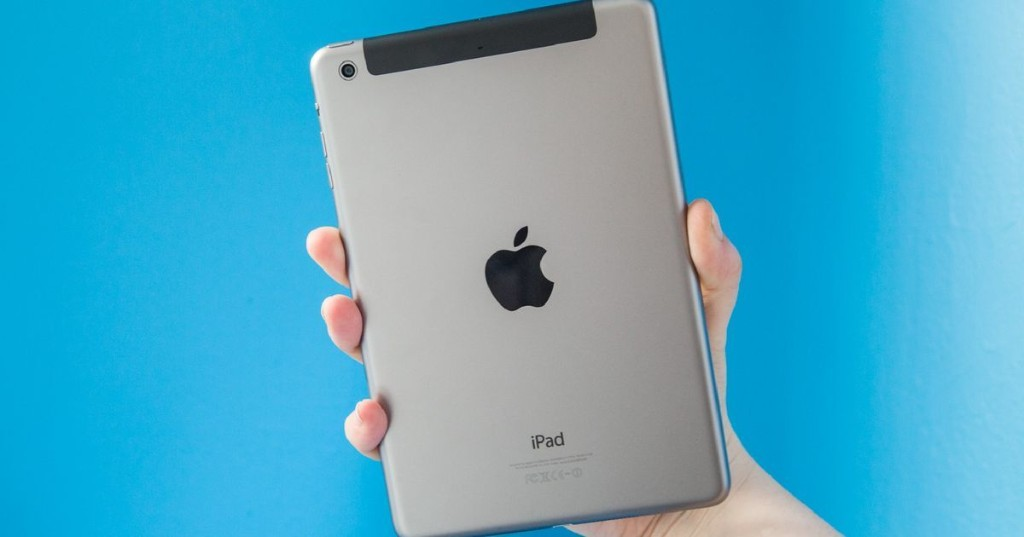 An iPad mini with a larger display might be coming and I'm very excited