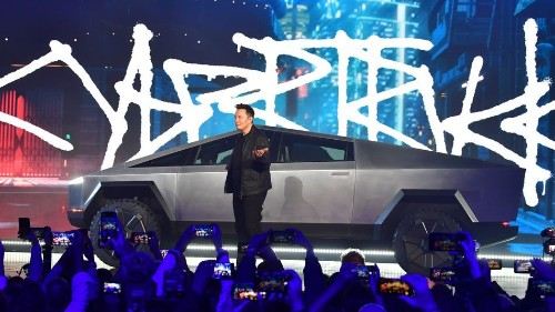 Elon Musk's CyberTruck is a weird FU to Tesla haters
