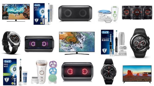 Apple watches, Fitbits, Samsung TVs, LG speakers, Oral-B electric toothbrushes, and more on sale for March 5 in the UK