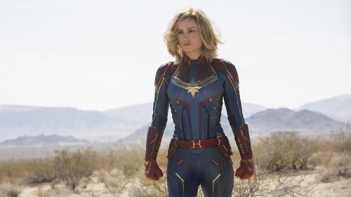Captain Marvel sequel is officially underway