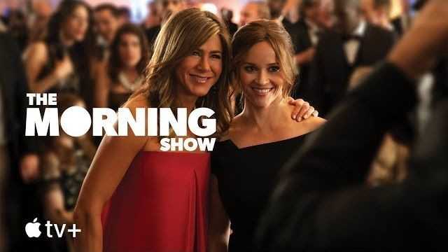 High-drama 'The Morning Show' trailer puts Jennifer Aniston and Reese Witherspoon at the center of TV scandal