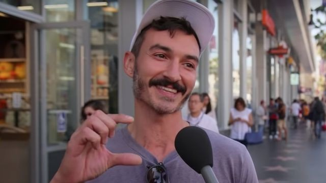 Jimmy Kimmel asks people about their favourite novel, everyone has the exact same response