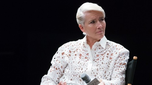 You must read Emma Thompson's powerful letter about not working with John Lasseter