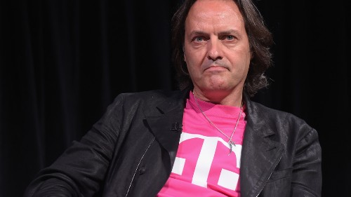 T-Mobile innovates by telling people to stay away from magenta. Like, the color.