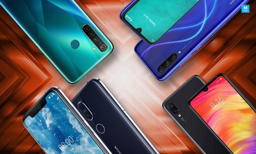 Xiaomi Mi A3 vs Realme 5 Pro vs Redmi Note 7 Pro vs Nokia 8.1: A Breakdown Of All They Have To Offer