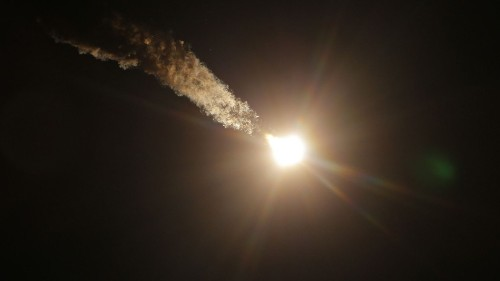 Watch Earth Recede as the Sentinal-1A Satellite Blasts Into Space