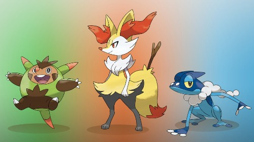 'Pokémon X' and 'Y' Are Polished But Play It Too Safe