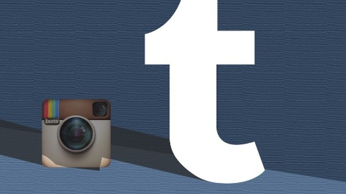 Tumblr and Pinterest now fastest-growing social platforms
