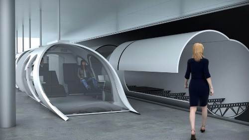 Hyperloop is coming 'within a decade,' says CEO