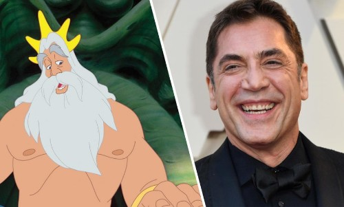Javier Bardem In Talks To Play King Triton In Disney's 'The Little Mermaid' Live-action Remake!