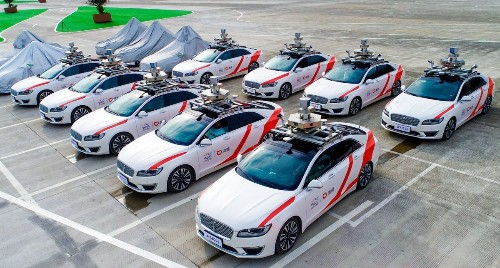 China's Uber to launch fleet of self-driving taxis - Tech - Mashable SEA
