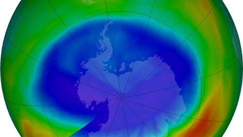 The world banded together to heal the ozone layer, and now NASA says it's working