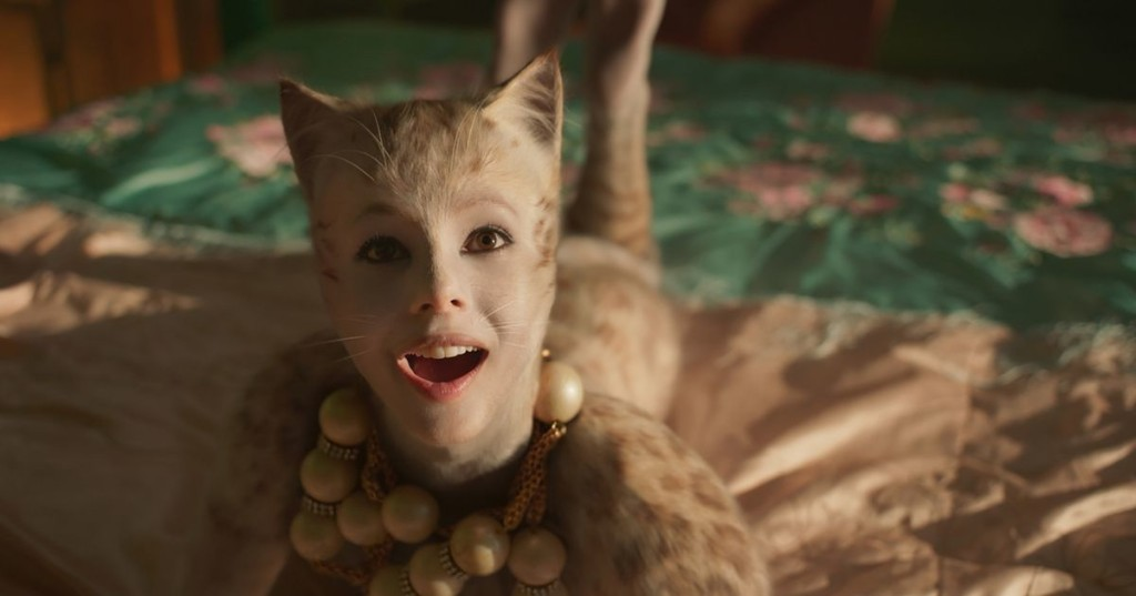 'Cats' is the perfect movie for a virtual group hang during social distancing
