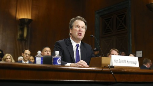 No matter what happens now, history's judgment on Kavanaugh is already clear