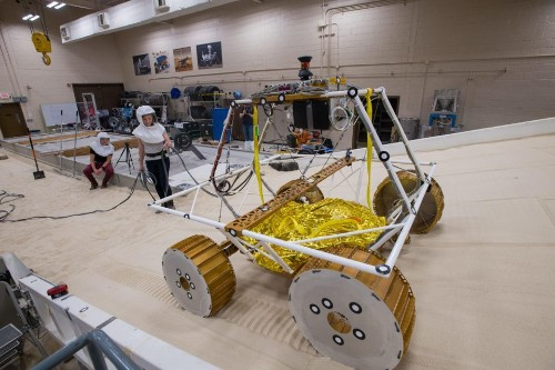 NASA Quietly Tests Its Hydro-Lunar Rover VIPER For Upcoming Moon Mission - Science