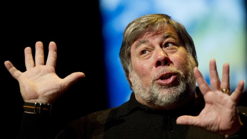 Steve Wozniak Disses iPad Air