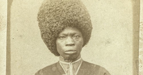 Astounding 1800s portraits capture the diverse subjects of the Russian Empire