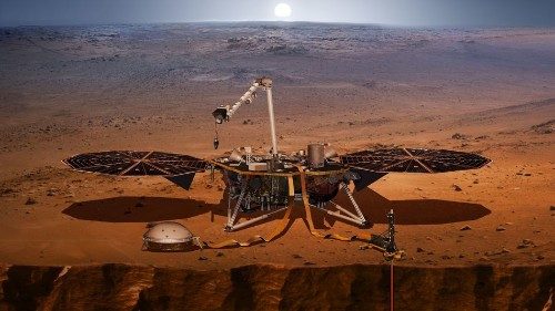 NASA's next Mars mission launches Saturday: Everything you need to know