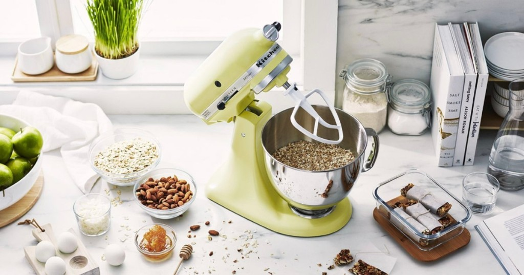 Get Mom a KitchenAid stand mixer while they're up to 42% off