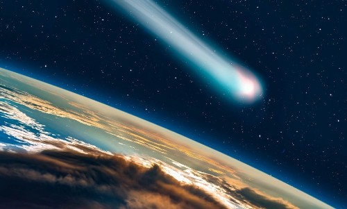 Huge Comet 168P Will Light Up The Sky This Week