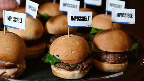How the tasty Impossible Burger is just the first step in a mission to combat an environmental crisis — MashTalk